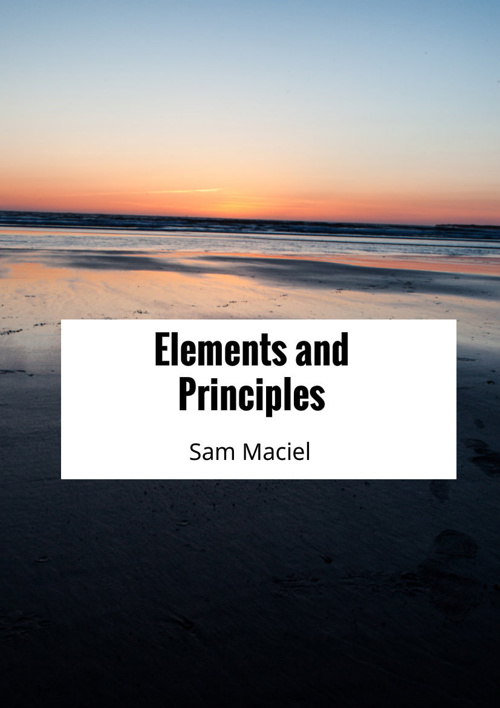 eelments and principoels