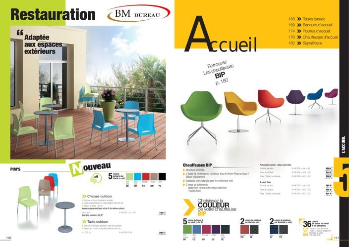 Accueil Stock - Bm bureau -  burod