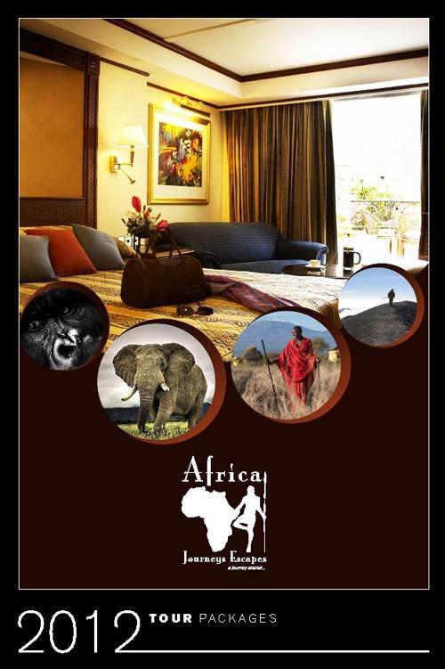Africa Journey's 2012 Brochure