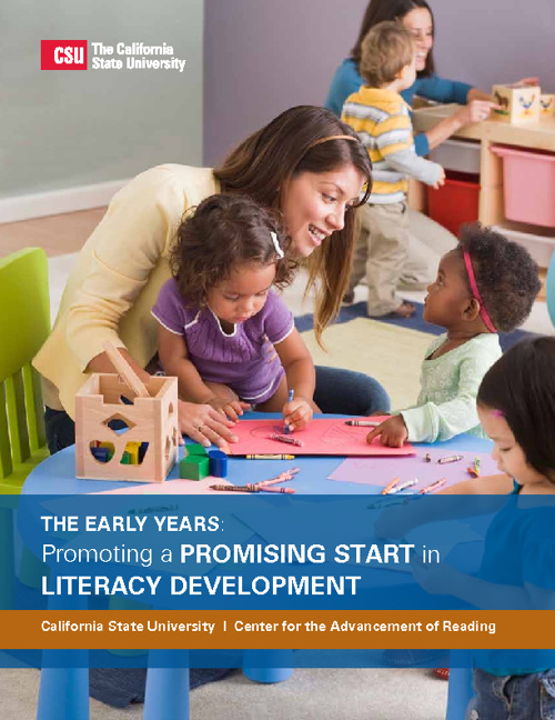 Promoting a Promising Start in Literacy Development