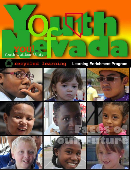 Youth of Nevada Brochure