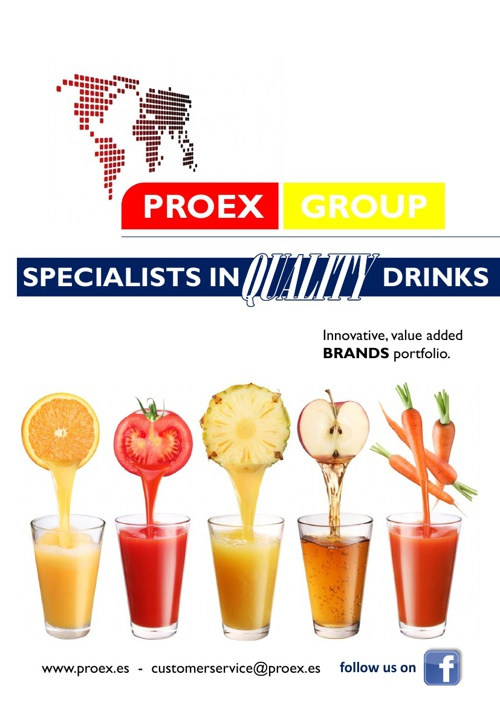 PROEX 2013 ON-LINE CATALOGUE