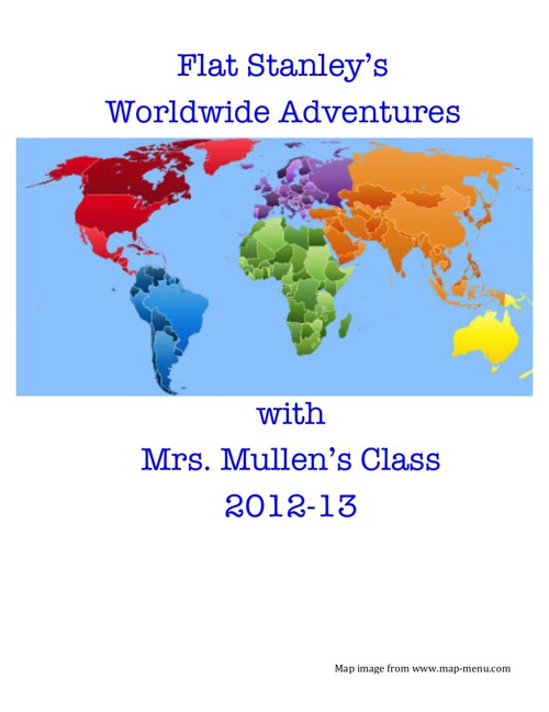 Flat Stanley's Worldwide Adventures 2012-13