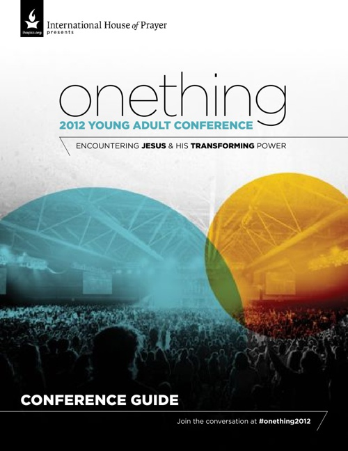 onething 2012 Conference Guide