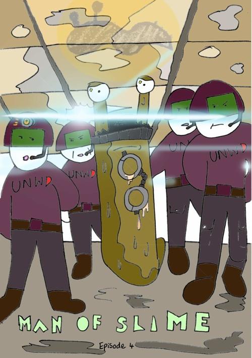 Slug-Man Episode 4