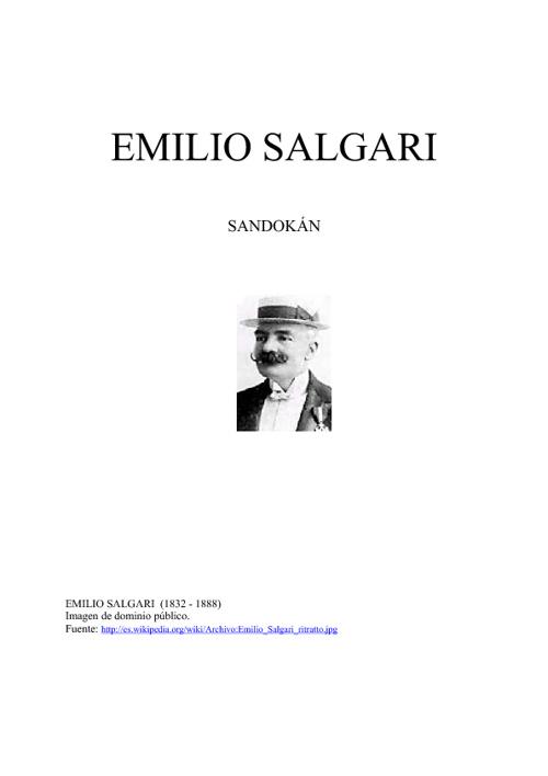 """Sandokán"" de Emilio Salgari"