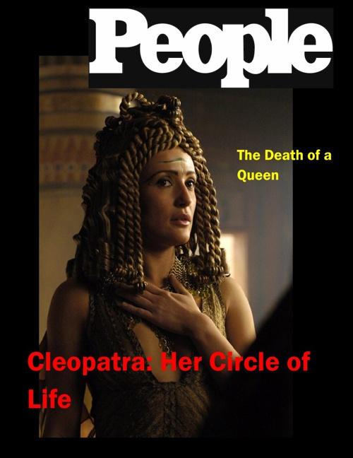 Cleopatra Magazine -- Pahl, Kayla