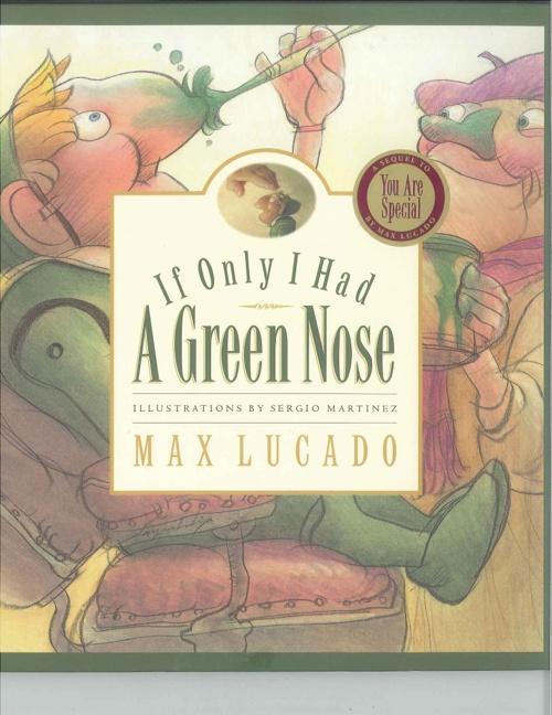 A Green Nose