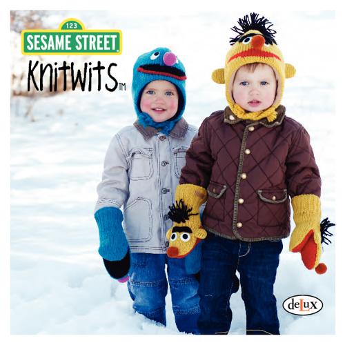 Sesame Street Knitwits