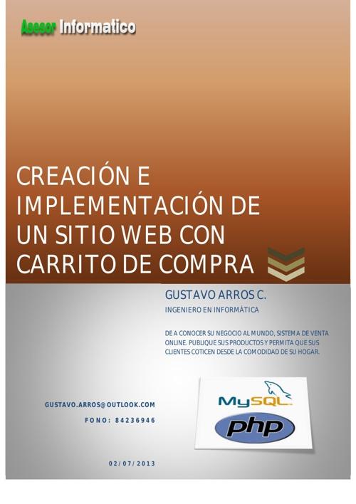 PROYECTO WEB 2013 - WWW.ASESOR-INFORMATICO.COM