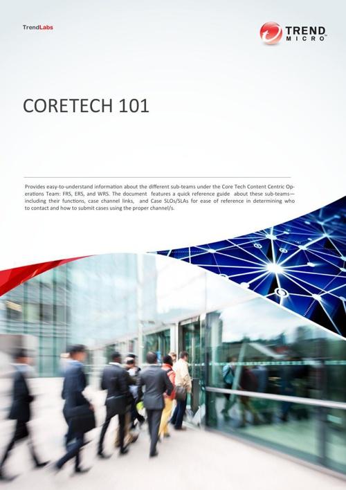 Core Tech 101