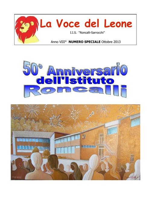 La Voce del Leone Edizione Speciale 50° Roncalli