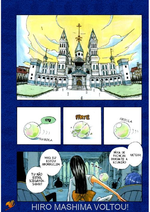 Fairy Tail Capítulo 1 - Parte I