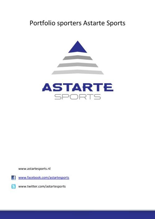 Portfolio Astarte Sports