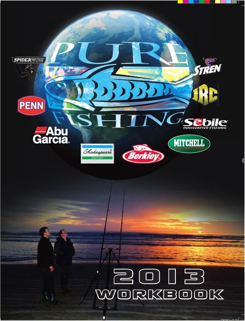Katalog Pure Fishing 2013