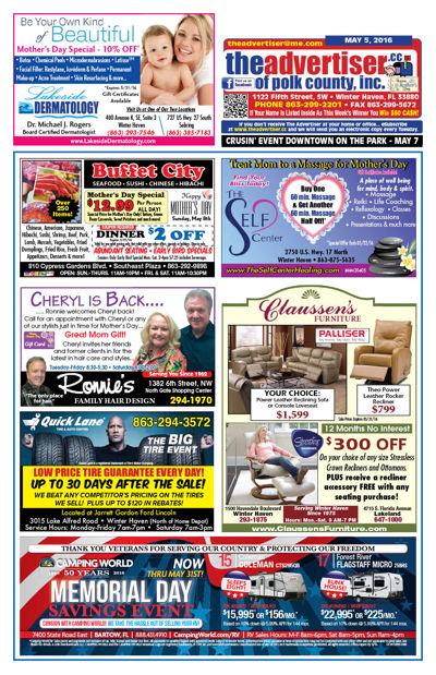 The Advertiser 05.05.16
