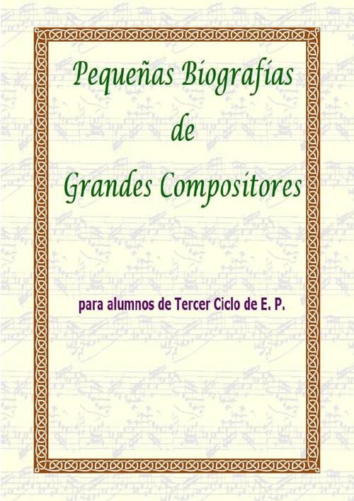 Mi libro de compositores