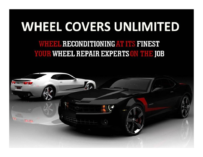 Wheel Covers Unlimited Catalogue
