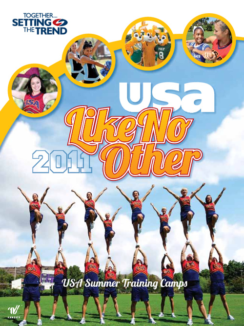 2011 USA Spirit Camps