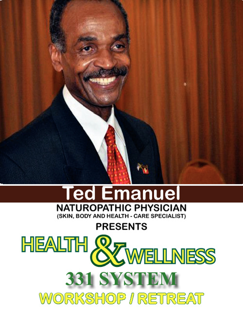 Ted Emanuel Naturopathic Physician