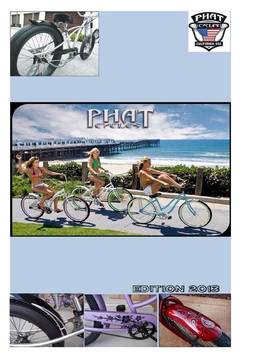 Phat Bicycles - Australia