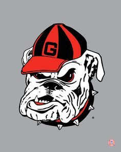 ga bulldog for cover