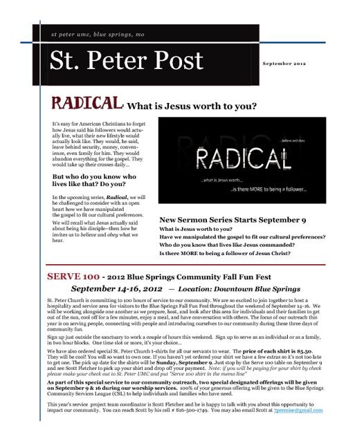 SeptemberNewsletter