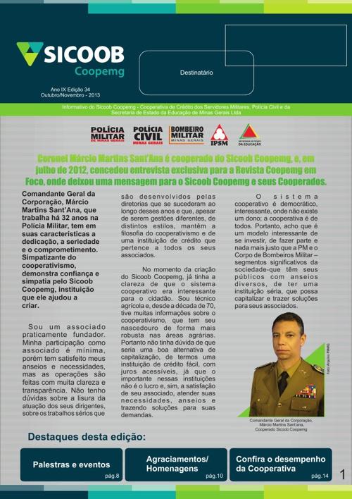 Informativo Coopemg