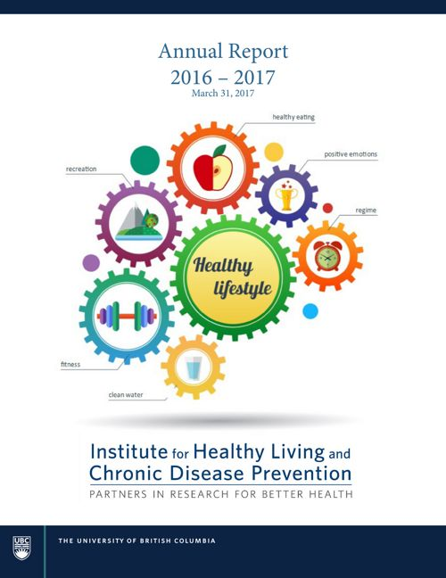 2016 - 2017 IHLCDP Annual Report