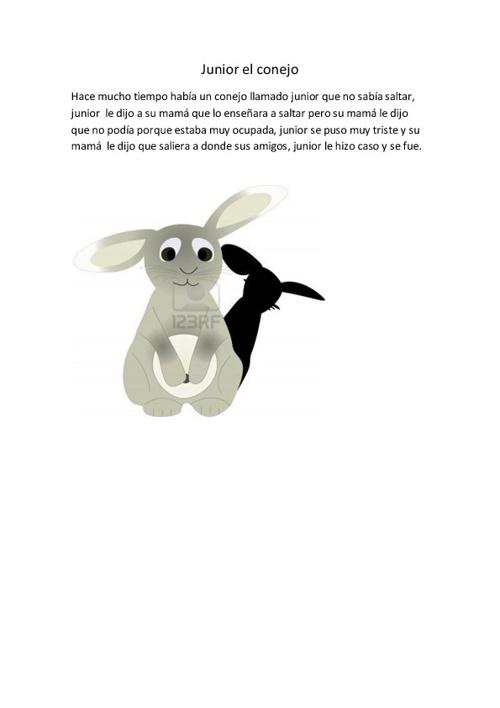 El conejo junior