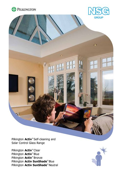 Pilkington Activ Range Brochure