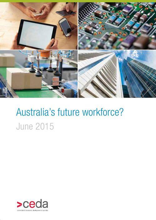 Australia's future workforce?