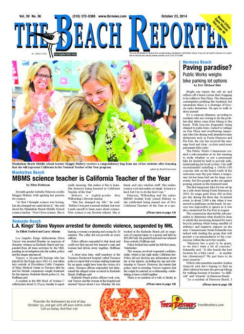 The Beach Reporter | 10-23-14