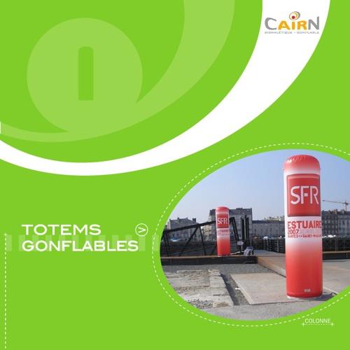 COLONNES GONFLABLES (fr)