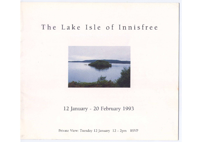 Exhibitions / Collaborations - Lake Isle of Innisfree