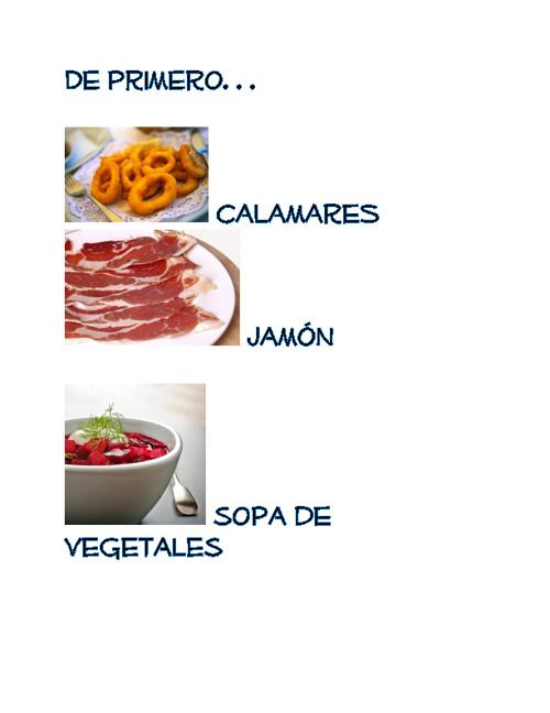 """Restaurante """"Casa española"""""""