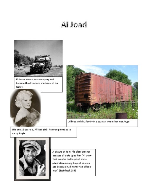 Joad Scrapbook