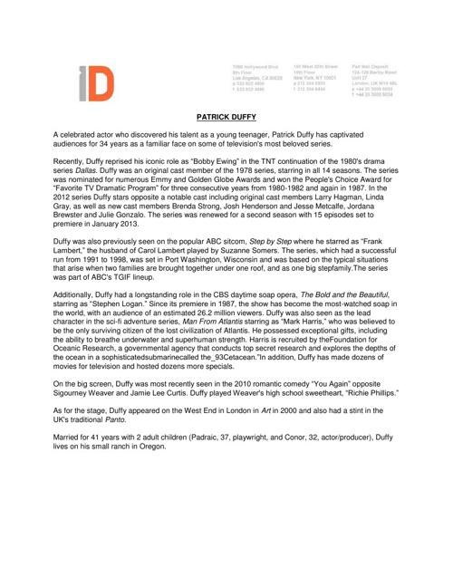 PD Press Kit - February 2013