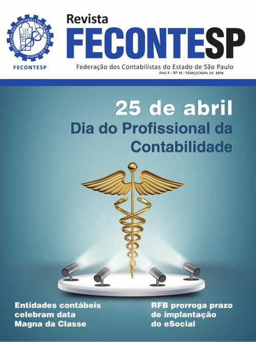 Revista Fecontesp 75