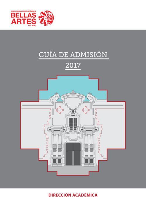 Guía de admisión 2017