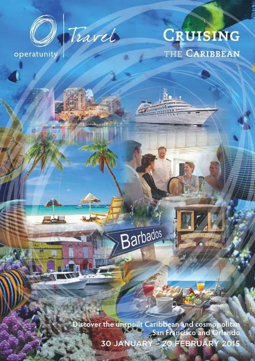 2015 Caribbean Itinerary