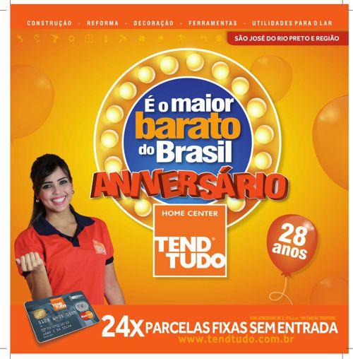 Aniversário TendTudo - São José do Rio Preto