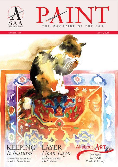 Paint Magazine January 2015