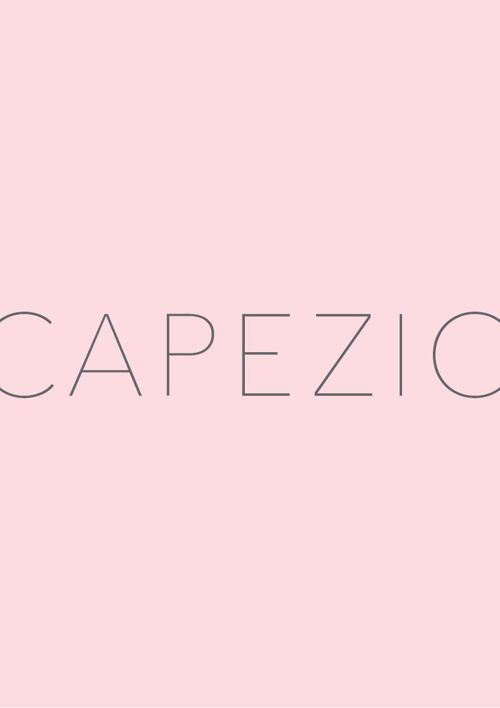 Capezio Basic Catalogue 2015