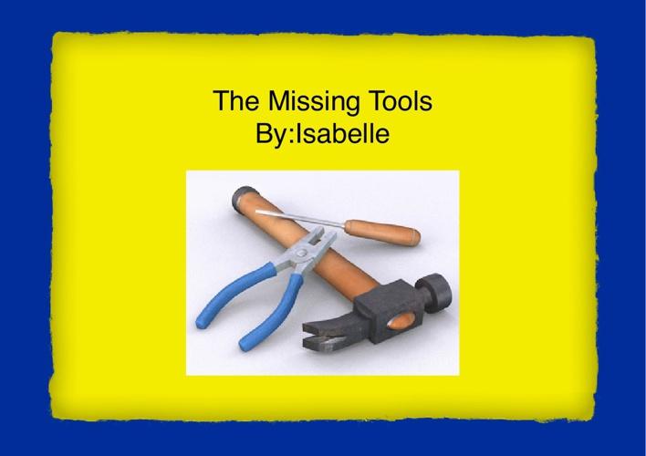 4KS Isabelle Mystery