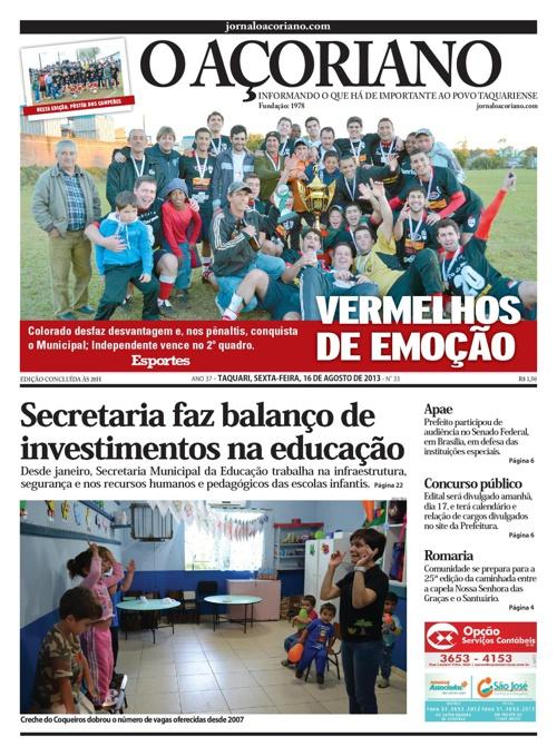Jornal O Acoriano