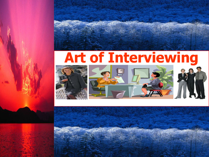 Art_of_Interviewing