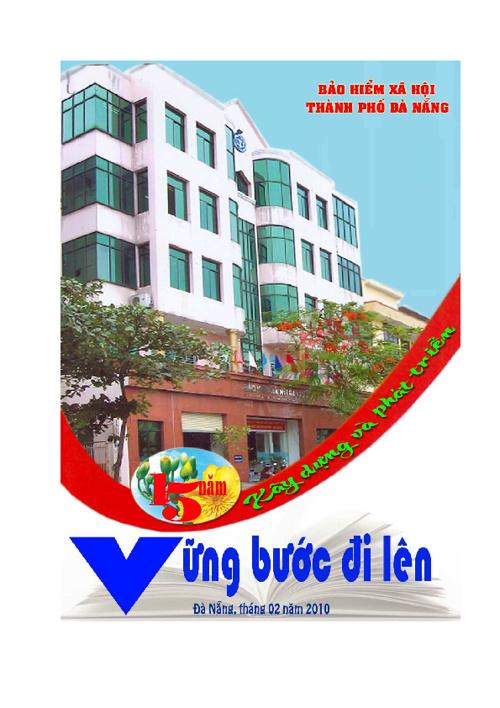 Vững bước đi lên-Tập san 15 năm BHXH TP Đà Nẵng