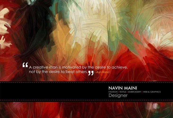NAVIN MAINI