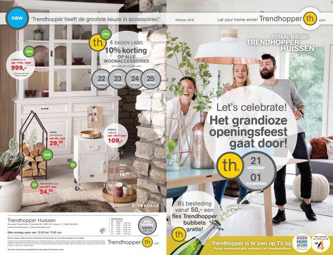 Trendhopper Jansen Totaal Wonen oktober 2015